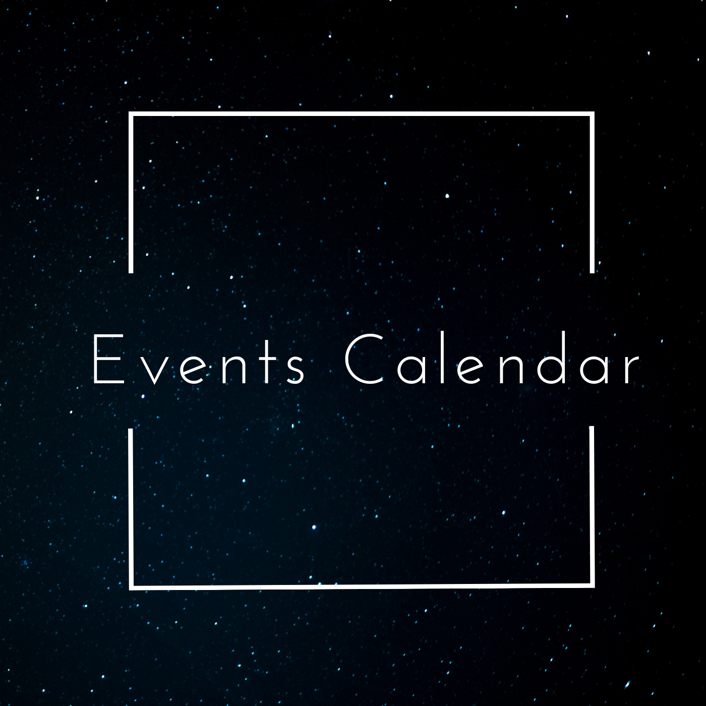 Christcity Events Calendar